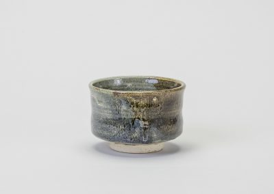 Chawan Wood Ash and Slate